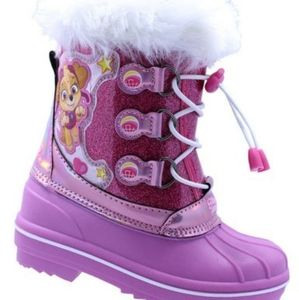 Paw Patrol Winter Boots For Toddlers